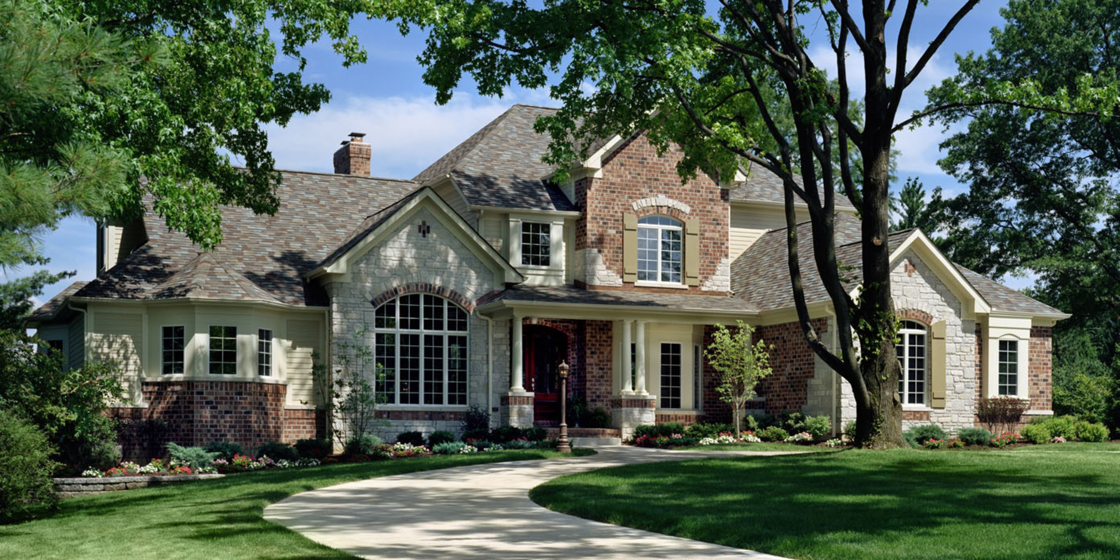 Roclare Custom Home Exterior